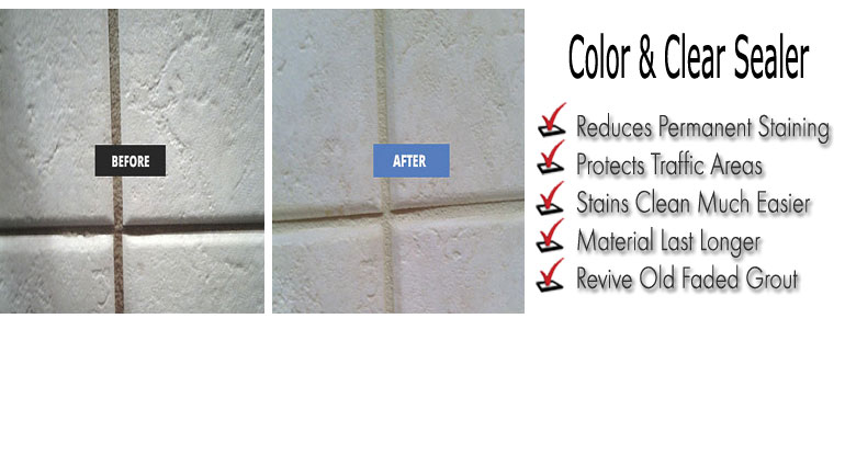 BAMACLEAN COMMERCIAL TILE SEALER FACILITIES SERVICE - Commercial grout sealer